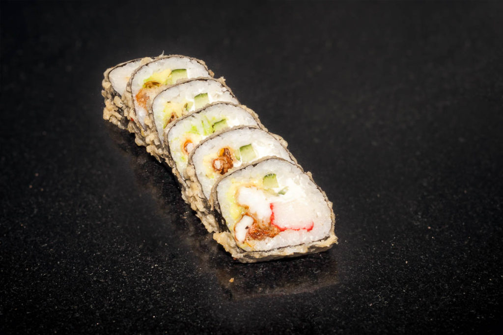 37. Softshell crab roll